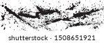 ink splash. brush stroke... | Shutterstock .eps vector #1508651921