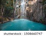 Amazing Secret Waterfall With...