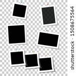 photo album picture  memory... | Shutterstock .eps vector #1508675564