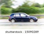a speedy car | Shutterstock . vector #15090289