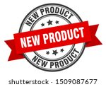new product label. new product...   Shutterstock .eps vector #1509087677