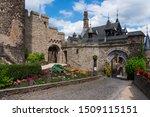View Of Reichsburg Cochem  Bur...