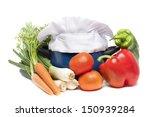 various vegetables  as...   Shutterstock . vector #150939284