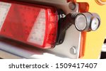 Small photo of Reversing light for rear view