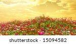 beautiful flowers | Shutterstock . vector #15094582