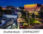 Spokane  Washington  Usa   Aug...