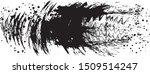 ink splash. brush stroke... | Shutterstock .eps vector #1509514247