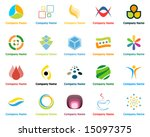 design elements | Shutterstock .eps vector #15097375