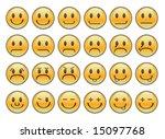 smile | Shutterstock . vector #15097768