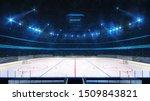 Grand Ice Hockey Rink And...