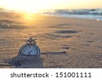 time clock photo | Shutterstock . vector #151001111
