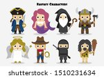 Cute Characters In Fantasy...