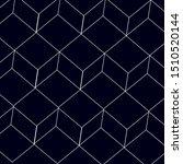 geometric pattern vector black... | Shutterstock .eps vector #1510520144