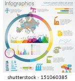 detail infographic vector... | Shutterstock .eps vector #151060385