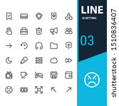 ui setting icon in graphic...