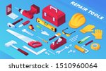 tools for building and repair... | Shutterstock .eps vector #1510960064