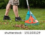 A Gardener Is Building A...