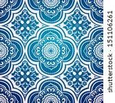 seamless vector pattern | Shutterstock .eps vector #151106261