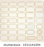 frame illustration background... | Shutterstock .eps vector #1511141354