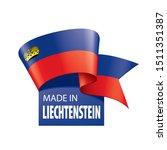 liechtenstein flag  vector...   Shutterstock .eps vector #1511351387