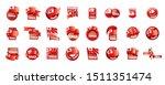tonga flag  vector illustration ...   Shutterstock .eps vector #1511351474