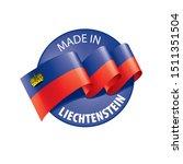 liechtenstein flag  vector...   Shutterstock .eps vector #1511351504