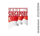 singapore flag  vector...   Shutterstock .eps vector #1511352344