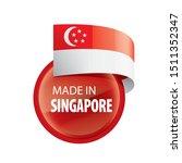 singapore flag  vector...   Shutterstock .eps vector #1511352347
