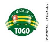 togo flag  vector illustration...   Shutterstock .eps vector #1511352377