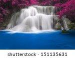 Waterfall Huay Mae Khamin Thre...