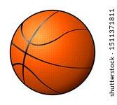 Basketball Ball Realistic...