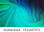 light blue  green vector... | Shutterstock .eps vector #1511437571