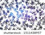 light pink  blue vector texture ... | Shutterstock .eps vector #1511438957