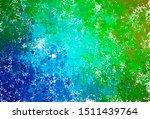 light blue  green vector... | Shutterstock .eps vector #1511439764