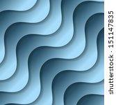 blue vector abstract backdrop | Shutterstock . vector #151147835