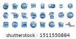 uruguay flag  vector...   Shutterstock .eps vector #1511550884