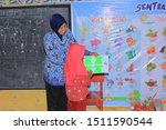 pekalongan   indonesia  ... | Shutterstock . vector #1511590544