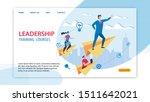 informative banner leadership... | Shutterstock .eps vector #1511642021
