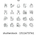 allergy well crafted pixel... | Shutterstock .eps vector #1511673761