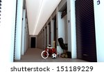 modern self storage  | Shutterstock . vector #151189229