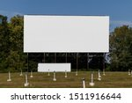 Old Time Drive In Movie Theate...