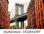 Manhattan Bridge Seen From...