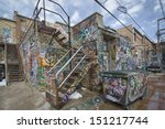 Art Alley Is The Name Given To...