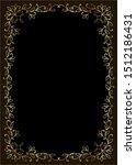 certificate template vertical ... | Shutterstock .eps vector #1512186431