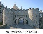 stirling castle in scotland uk | Shutterstock . vector #1512308