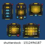 cyber world game gui for...