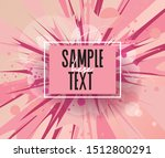 vector illustration of abstract ... | Shutterstock .eps vector #1512800291