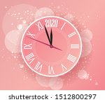 happy new year 2020  vector... | Shutterstock .eps vector #1512800297