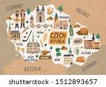 Czech Republic Cultural Map...