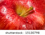 red apple | Shutterstock . vector #15130798